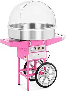 Royal Catering Machine à Barbe à Papa Professionnelle RCZC-1200XL (diamètre de la cuve 72 cm, 1.200W, rendement horaire 1 ...