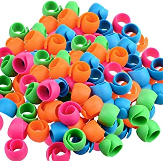 Thread Spool Huggers for Sewing Machine to Prevent Thread Unwinding No Loose Ends or Thread Tails(100pcs)