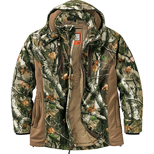 Legendary Whitetails Mens HuntGuard Reflextec Hunting Jacket X-Large