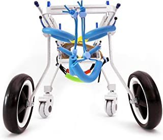 Teabelle - Silla de ruedas ajustable para perro, para rehabilitación. Adecuada para perros pequeño
