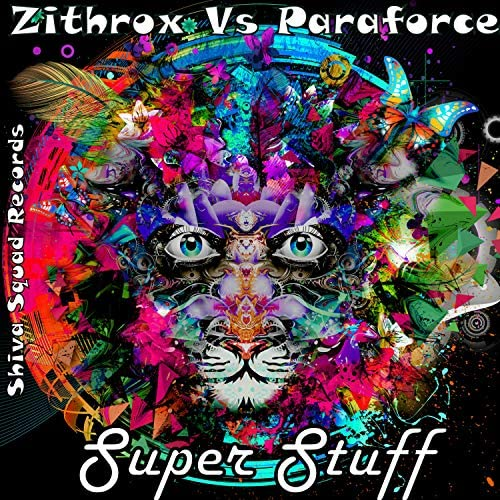 Zithrox Vs Paraforce