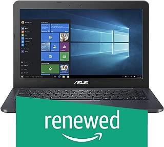 (Renewed) ASUS E402YA-GA067T 14-inch HD Thin & Light Laptop (AMD Dual Core E2-7015/4GB RAM/1TB HDD/Window 10/Integrated Graphics/1.65 Kg), Dark Blue