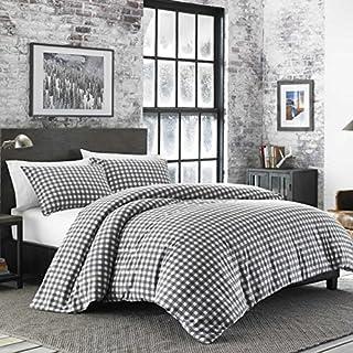 Eddie Bauer Preston Comforter Set, Dark Grey, king (B071GCZZS3) | Amazon price tracker / tracking, Amazon price history charts, Amazon price watches, Amazon price drop alerts