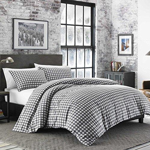 Eddie Bauer Home   Preston Collection   100% Cotton Flannel...