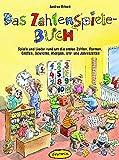 Das Zahlenspiele-Buch: Spiele und Lieder rund um die ersten Zahlen, Formen, Größen, Gewichte,...