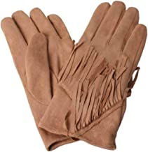 Best suede gloves with fringe Reviews