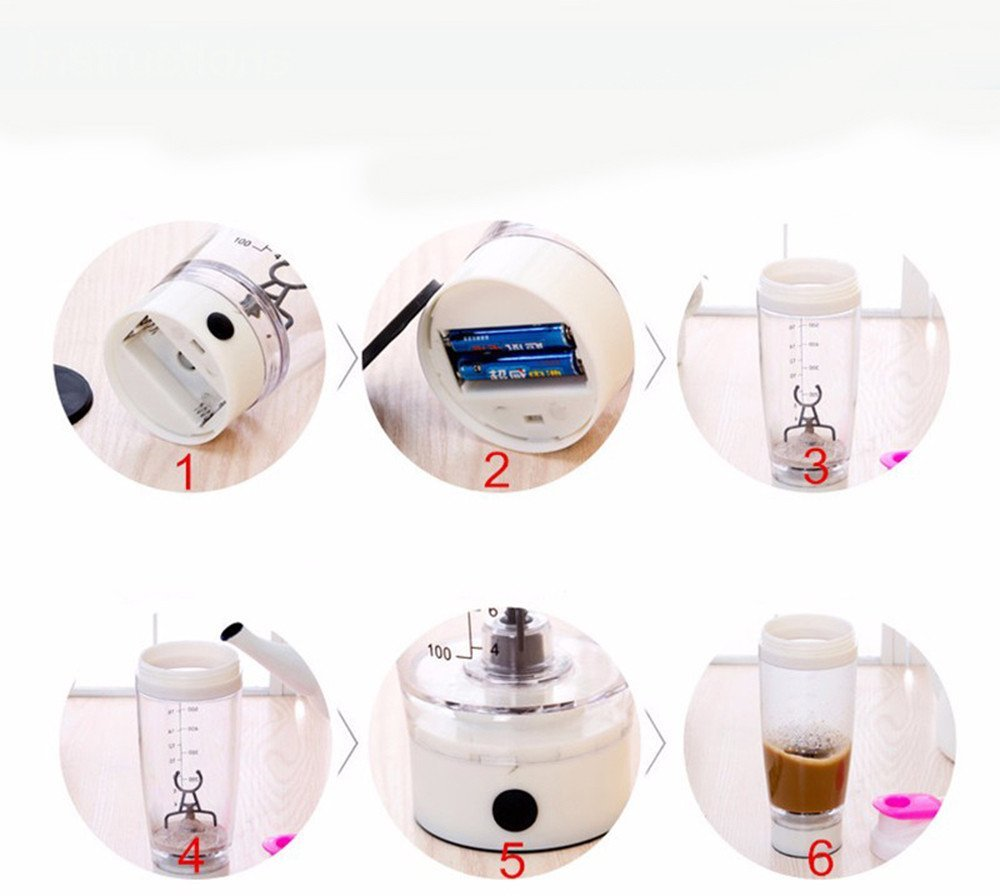 SYT Water cup Automatización Eléctrica Batidora de Proteínas ...