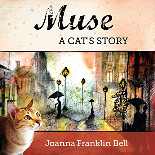 Muse: A Cat's Story audiobook cover art
