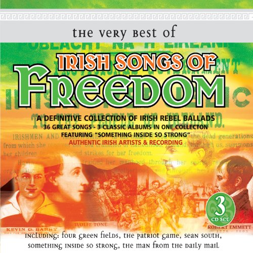 The Very Best Of Irish Songs Of Freedom ARRCD 3413