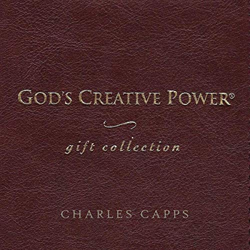 God's Creative Power Gift Collection: God's Creative Power Will Work for You, God's Creative Power for Healing, God's Creative Power for Finances cover art