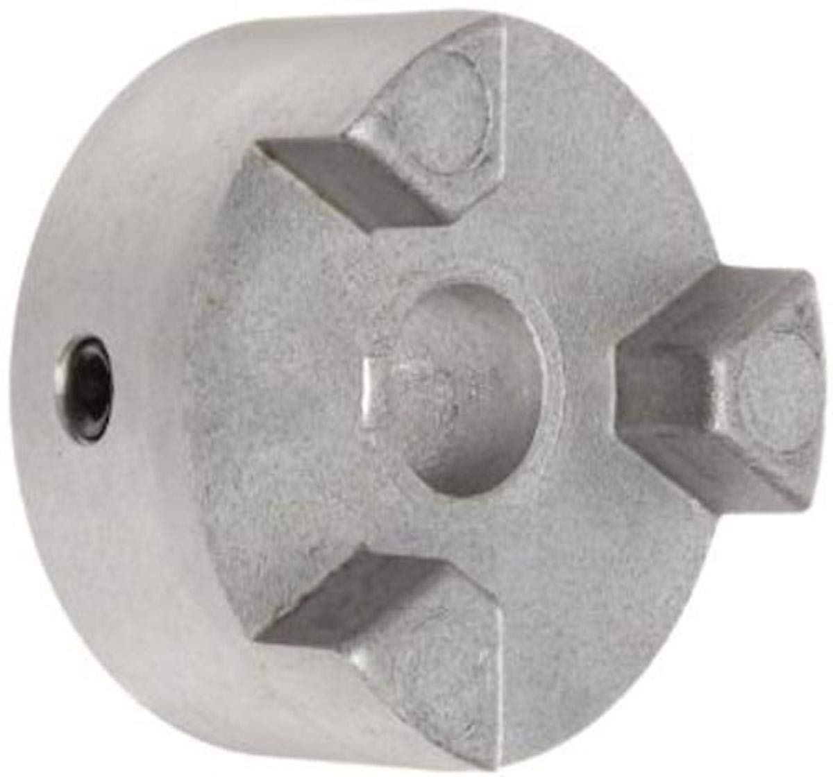 excellence Lovejoy 10796 Size AL090 Jaw Hub 0.5'' Max 48% OFF Coupling Aluminum Inch