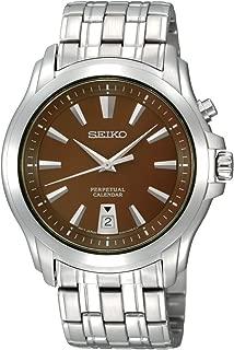 Seiko Men's SNQ119 Perpetual Calendar Watch