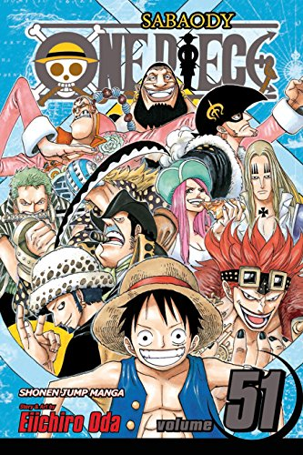 One Piece, Vol. 51: The Eleven Supernovas (One Piece Graphic Novel) (English Edition)