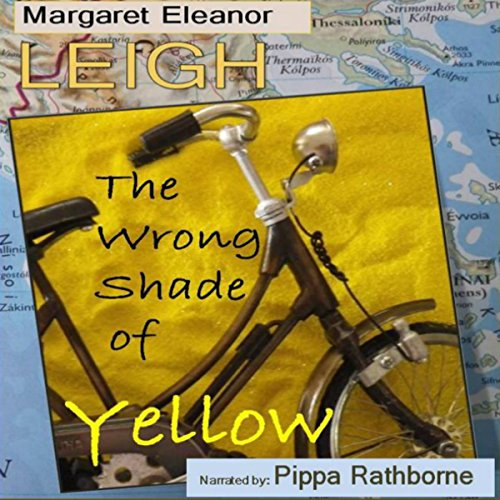 The Wrong Shade of Yellow audiobook cover art