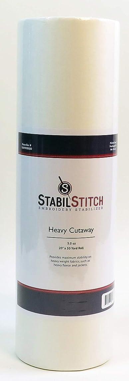Heavy (3.0 oz.) Cutaway 20