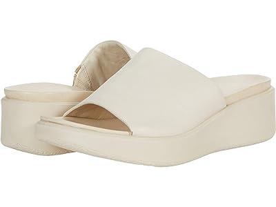 ECCO Flowt Luxe Wedge Sandal Slide