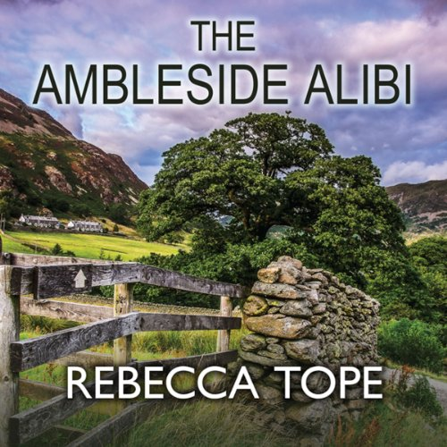 The Ambleside Alibi cover art