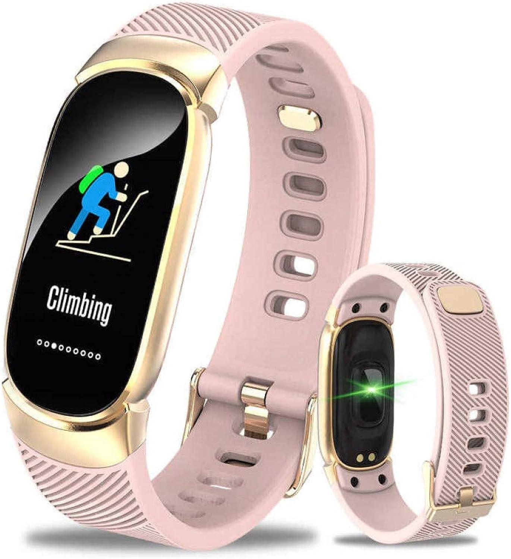 HOYHPK Waterproof Smart Watch damen Heart Rate Monitor Men Fitness Smart Bracelet Tracker Sport Smartwatch