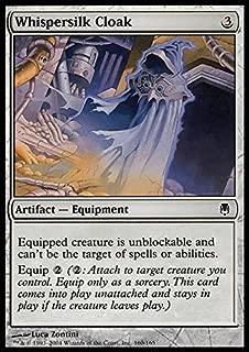 Magic: the Gathering - Whispersilk Cloak - Darksteel