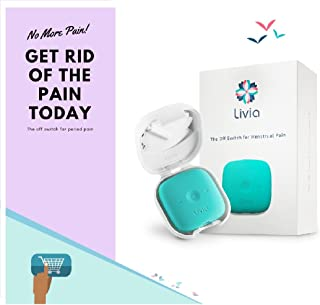 Livia Menstrual Pain Relief Device (Blue-Green)