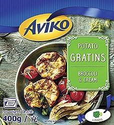 Aviko Gratins Broccoli & Cream, 400 g
