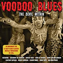 Voodoo Blues- The Devil Within Import Edition by Various Artists (2010) Audio CD