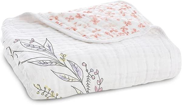 Aden Anais Dream Blanket Boutique Muslin Baby Blankets For Girls Boys Ideal Lightweight Newborn Nursery Crib Blanket Unisex Toddler Infant Bedding Shower Registry Gift Birdsong