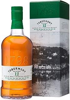 Tobermory 12 Jahre alt Single Malt Whisky 1 x 0.7 L