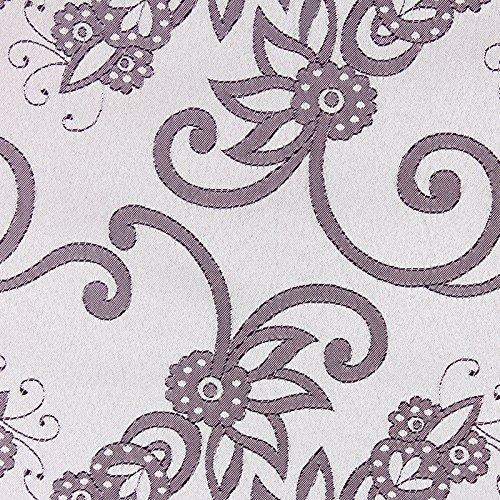 BLUELSS Tissu Polyester Moderne Hôtel Ronde Nappe rectangulaire Nappe Mariage Partie Salle à Manger et Table Basse,Chiffon comme Photo,320cm