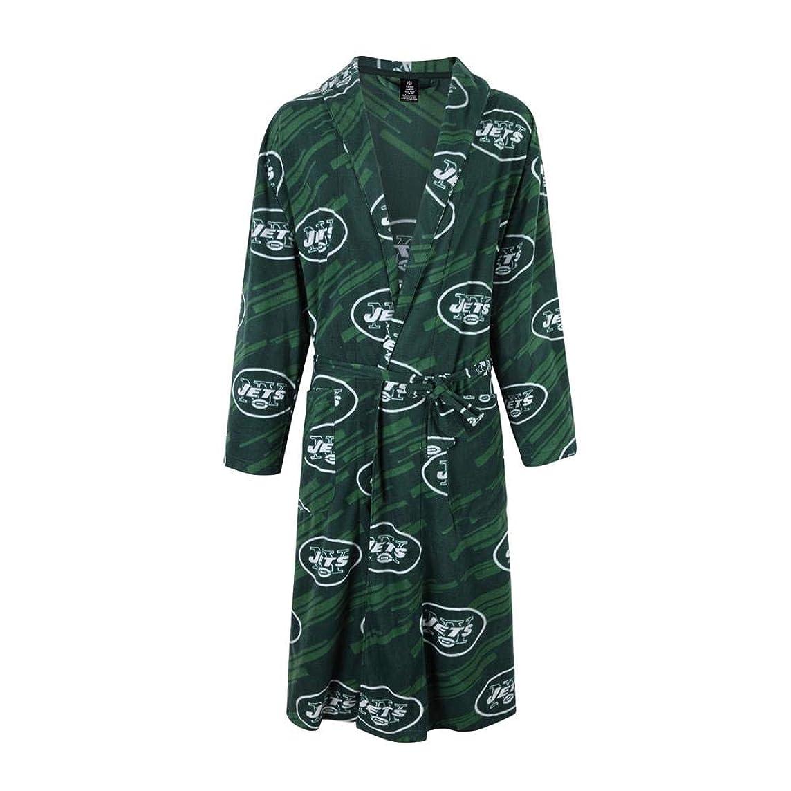 Concepts Sport Men's New York Jets Super Soft Fleece Robe
