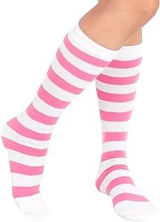 Best girls striped knee socks Reviews
