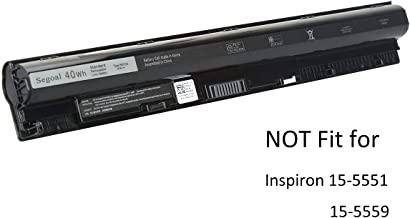 M5Y1K Laptop Battery (14.8V 40wh) for Dell Inspiron 3451 3551 3567 5551 5555 5558 5758 5759 M5Y1K Vostro 3458 3459 3468 3558 Inspiron 14 15 3000 Series