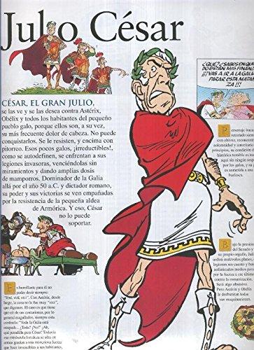 Asterix: Quien es quien: Julio Cesar