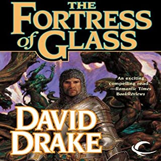 The Fortress of Glass audiobook cover art