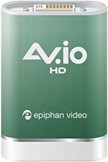 Epiphan AV.io HD | 1080p 60 FPS HDMI Video Capture Device