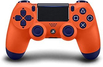DualShock 4 Wireless Controller for PlayStation 4 V2 - Sunset Orange
