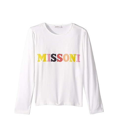 Missoni Kids Printed Logo T-Shirt (Big Kids)
