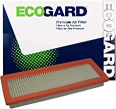 ECOGARD XA5825 Premium Engine Air Filter Fits Mini Cooper S, Cooper Countryman S, Cooper Paceman S (Turbo-charged)