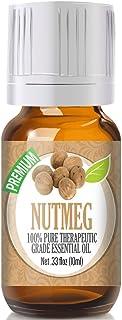 Nutmeg Essential Oil - 100% Pure Therapeutic Grade Nutmeg Oil - 10ml