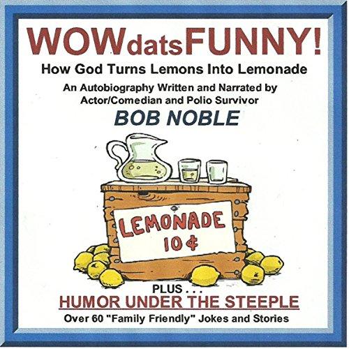 WowDatsFunny! audiobook cover art