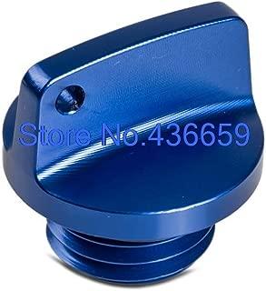 Moto Accesorios Aceite de relleno CNC tapón for Honda CBR250R CBR250RR CBR600RR CBR1100RR CBR300R CBR400R CBR500R CBR929RR CBR954RR CB1300 X-4 (Color : Blue)