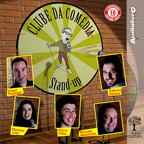 Clube da Comédia                   By:                                                                                                                                 Marcelo Mansfield,                                                                                        Oscar Filho,                                                                                        Marcela Leal,                   and others                          Narrated by:                                                                                                                                 Marcelo Mansfield,                                                                                        Oscar Filho,                                                                                        Marcela Leal,                   and others                 Length: 1 hr and 7 mins     2 ratings     Overall 4.0