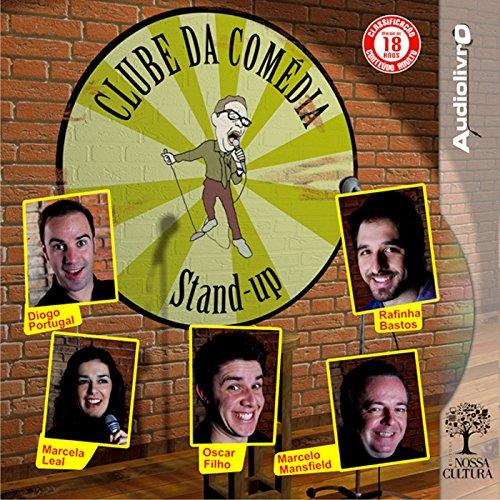 Clube da Comédia audiobook cover art