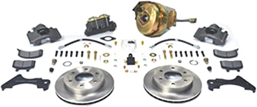 SSBC A126-71 Front Drum to Disc Brake Conversion Kit