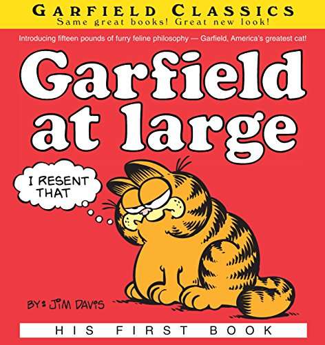 Garfield at Large: His 1st Book (Garfield Series) (English Edition)