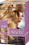 Schwarzkopf Color Expert Intensiv-Pflege Color-Creme, 9.57 Bernstein Blond Stufe 3, 3er Pack (3 x 167 ml)
