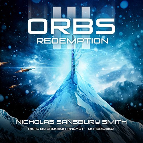 Orbs III audiobook cover art