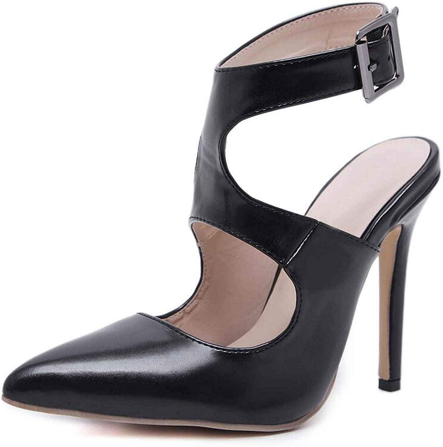 shoes Womens Pumps High Heels Summer Stiletto Heel Platform shoes Sexy Pointed Toe Woman Pumps