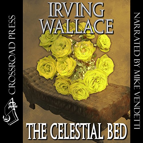 The Celestial Bed audiobook cover art