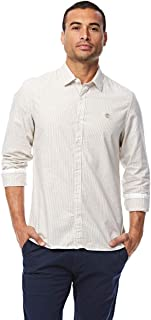Timberland SHIRTS For Men, Beige, M
